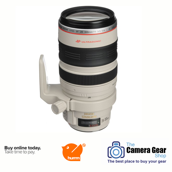 Canon Ef 28 300mm F 3 5 5 6l Is Usm Lens The Camera Gear Shop